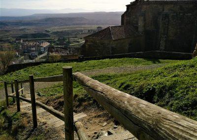 Cycling the Rioja Wine Region