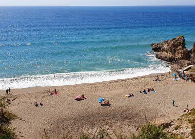 Coastal Malaga