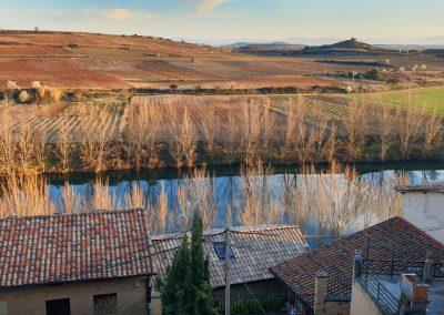 Cycling la Rioja, Spain