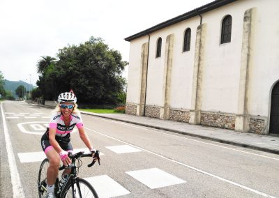 Cycling Porto to Lisboa