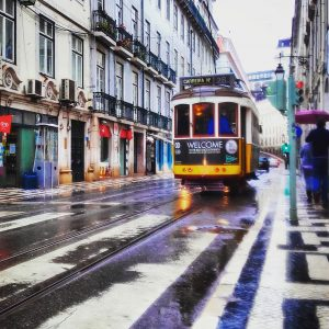 Visit Lisbon's Belem district by Tram