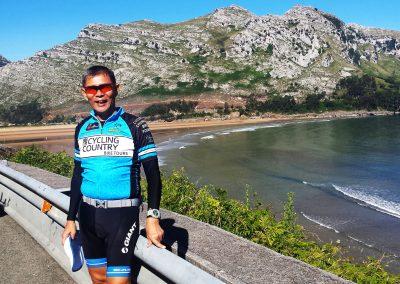 Bike Tour of Spains Green Coast