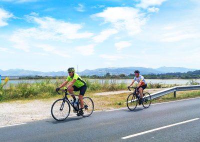 Cycling along Spain's North Coast