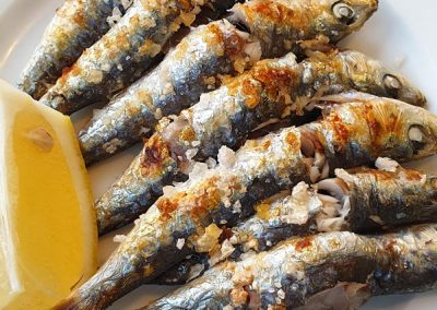 Espeto Malaga Seafood