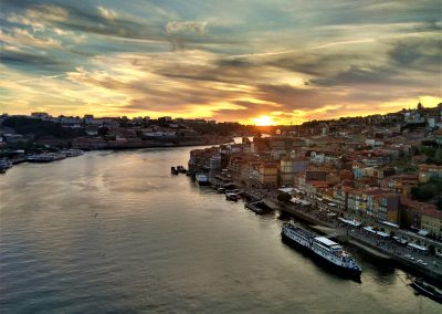 View of Porto on Bike Tour
