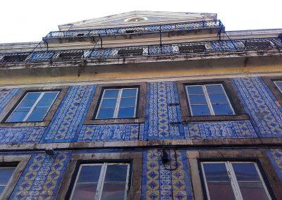 Portugal Tiles in Lisbon