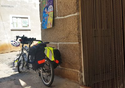 Cycling in Portugals Douro