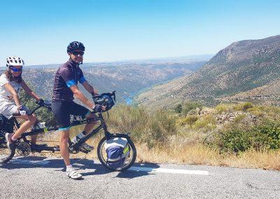 Portugal Bike Tour in the Douro