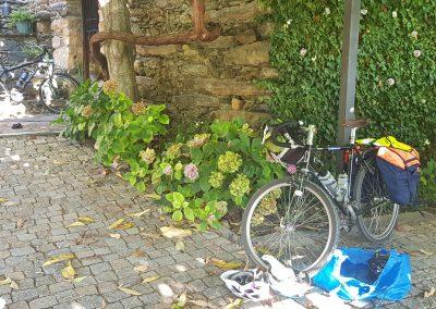 Bike in the Wine Region of Portugal