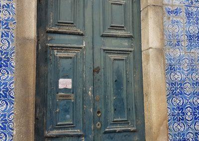 Regua Tiled Doorway