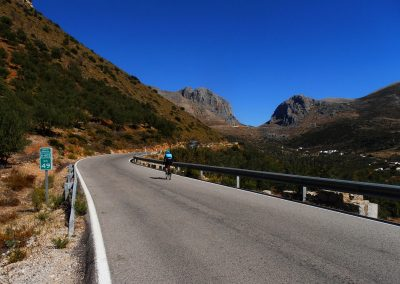 Road Bike Trip in Andalucia
