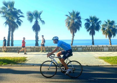 Cycling in Malaga Bike Tour