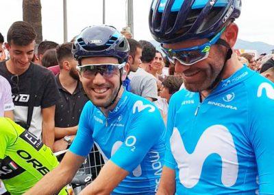 Team Movistar Cycling La Vuelta