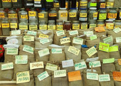 Spices on the Camino de Santiago