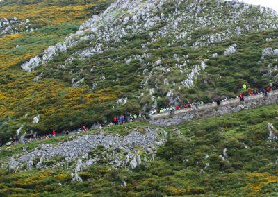 Vuelta Cycling Climbs - Covadonga