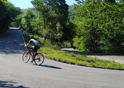 Top Bucket List Cycling Climbs in Spain, Covadonga ramps