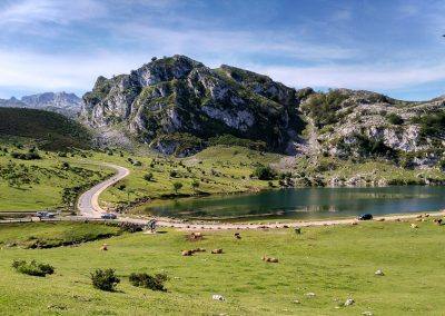 Best Cycling Destinations Spain - Covadonga