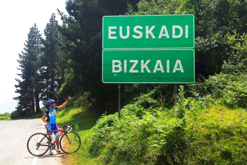 Famous Basque Country Cycling Climbs