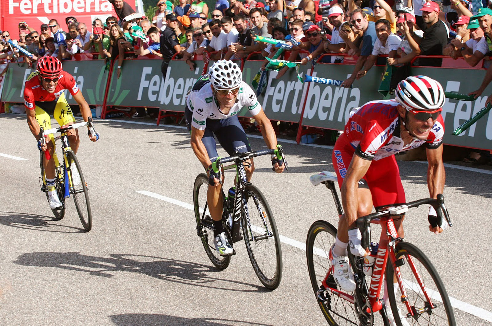 list of Ultimate 10 Spanish Road Cyclists of All Time
