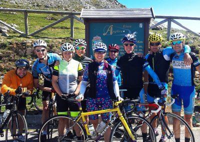 Hard Spanish Cycling Climbs, the Angliru, Asturias