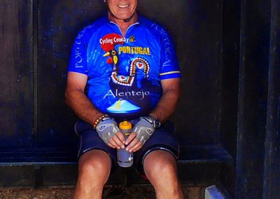 Wear a Cockerel Cycling Jersey on your Portuguese Trip