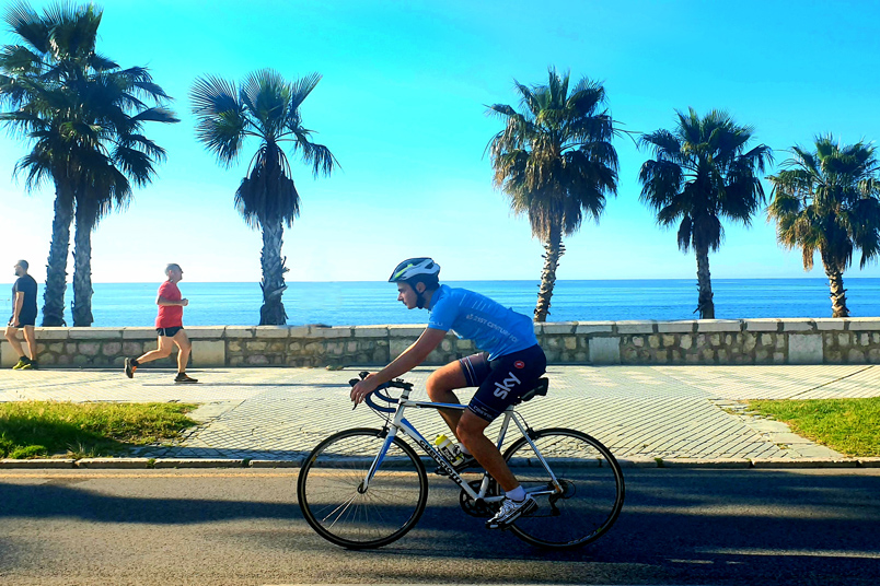 Great Cycling Destination for the Winter